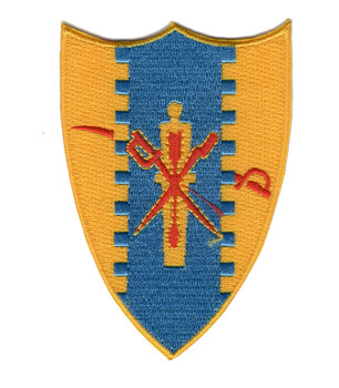 4th Cavalry Regiment Original Version Patch