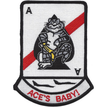 VF-41 Fighter Squadron Patch