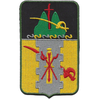 4th Cavalry Regiment-B Patch