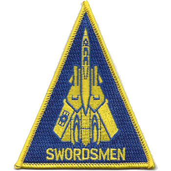 VF-32 Patch Triangle Swordsmen