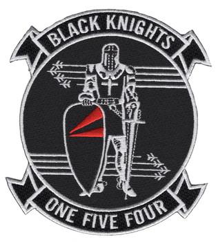 VF-154 Black Knights Patch