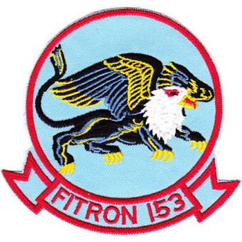 VF-153 FITRON 153 Patch