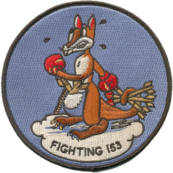 VF-153 Fighter Squadron Parch