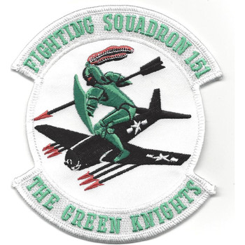 VF-151 Patch The Green Knights