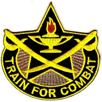 4th Cavalry Brigade Crest Patch