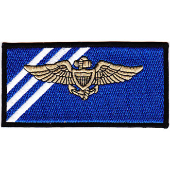 VF-143 Pilot Name Tag Patch Pukin Dogs
