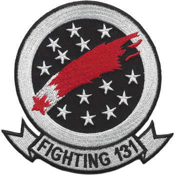 VF-131 Patch NIGHTCAPPERS