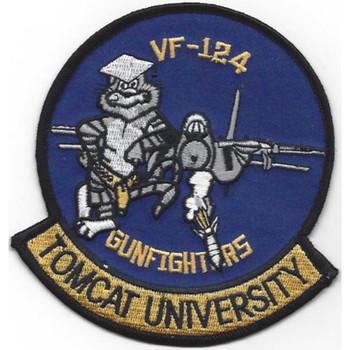 VF-124 Tomcat University Patch