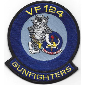 VF-124 Patch Gunfighters - Version A