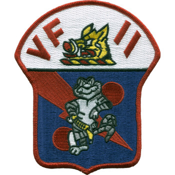 VF-11 Patch The Red Rippers - Version A