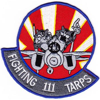 VF-111 Patch Tomcat Tarps