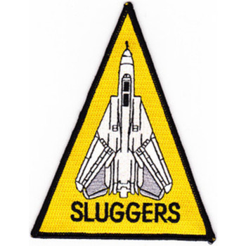 VF-103 Triangle Patch Sluggers F-14