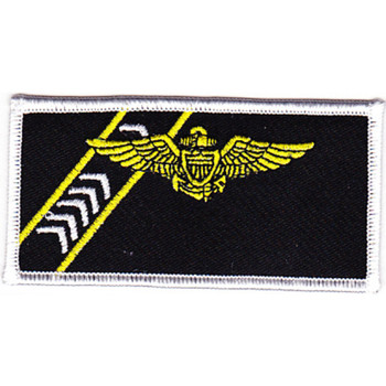 VF-103 Pilot Name Tag Patch Jolly Rogers