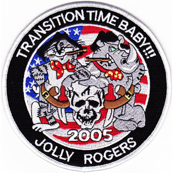 VF-103 Patch Transition Time Baby 2005