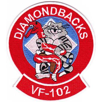 VF-102 Patch Diamondbacks