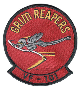 VF-101 Grim Reapers Tomcat Patch