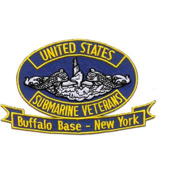 Veterans Submarine Base Buffalo New York Patch