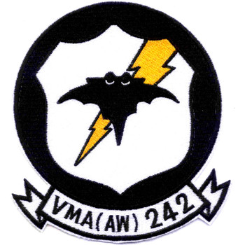 VMA(AW)-242 Patch Bats