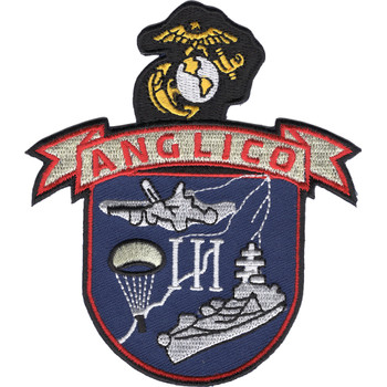 3rd Air Naval Gunfire Liaison Company Patch ANGLICO