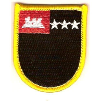 Vietnam Individual Training Team Flash Patch