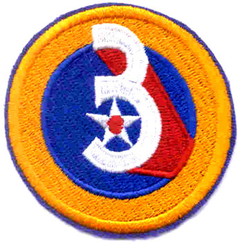 3rd Air Force Shoulder Patch