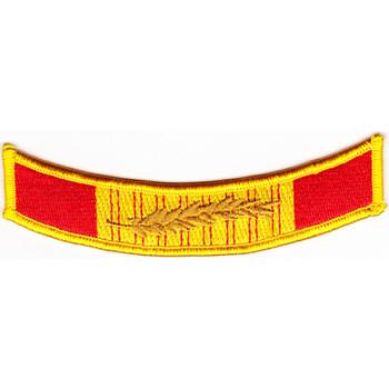 Vietnam Cross Of Gallantry Ribbon MOS Patch