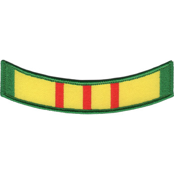 Vietnam Campaign Ribbon Patch