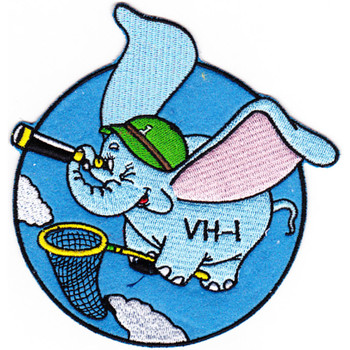 VH-1 Patch Dumbo Squadron
