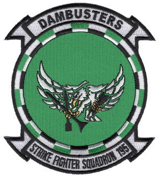 VFA-195 Patch Dambusters