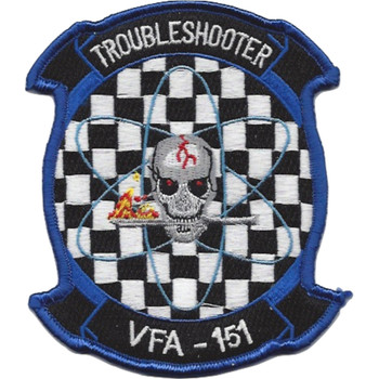 VFA-151 Troubleshooter Patch