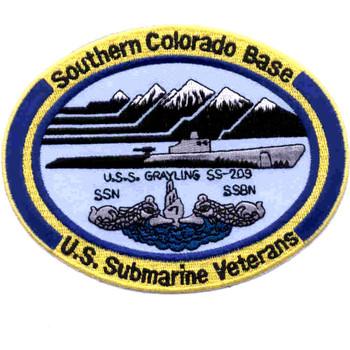 Veterans Base Southern Colorado Patch