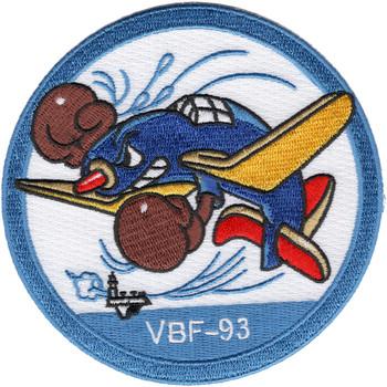 VBF-93 Bombing Squadron Patch