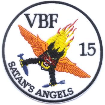 VBF-15 Patch Satan's Angels