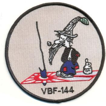 VBF-144 Patch Hillbilly Squadron