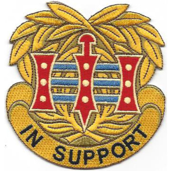 394th Quartermaster Battalion Patch