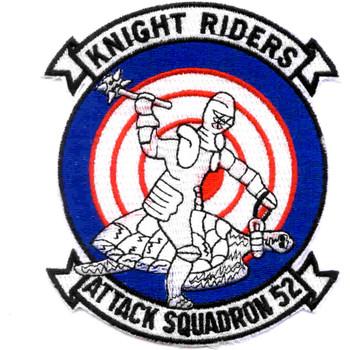 VA-52 Patch Knight Riders
