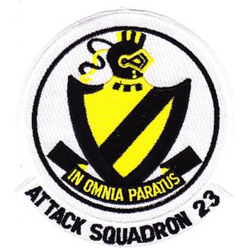 VA-23 Patch Black Knights