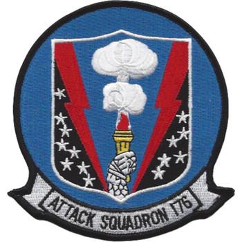 VA-176 Medium Attack Squadron One Hundred Seventy Six Patch