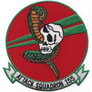 VA-155 Attack Squadron Patch