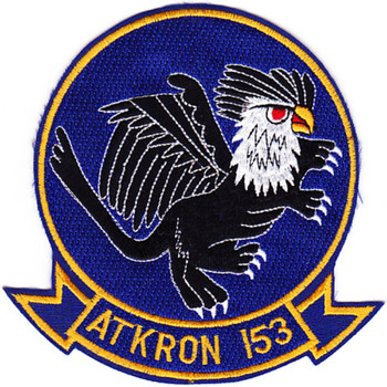 VA-153 Patch Atkron 153
