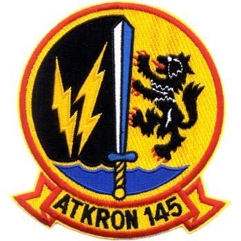 VA-145 Swordsmen Attack Squadron 145 Patch