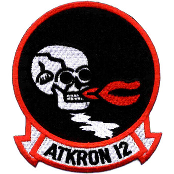 VA-12 Attack Squadron Patch