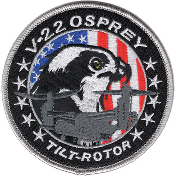 V-22 Osprey Tilt-Rotor Patch