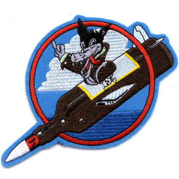 VMF-122 Fighter Squadron Patch WWII