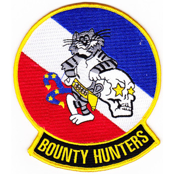 VF-2 F-14 Tomcat Patch Hook And Loop