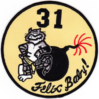 VF-31 Patch Felix Baby