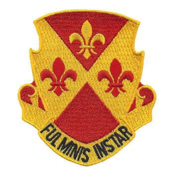 387th Field Artillery Battalion Patch
