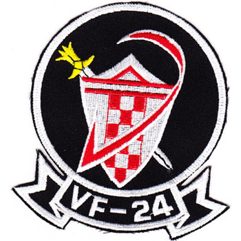 VF-24 Patch Shield