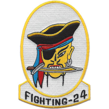 VF-24 Fighter Squadron Patch