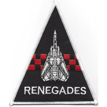 VF-24 F-14 Triangle Patch Renegades